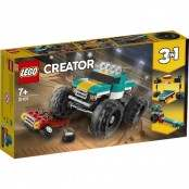 Creator Monster Truck 31101
