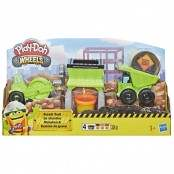 Play-Doh Wheels Playset Il Cantiere