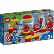 Duplo Il laboratorio dei supereroi 10921