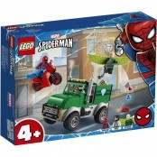 Marvel Super Heroes Avvoltoio e la rapina del camion 76147