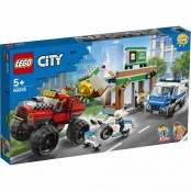 City Rapina sul Monster Truck 60245