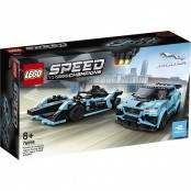 Speed Champions Formula E Panasonic Jaguar Racing GEN2 car...