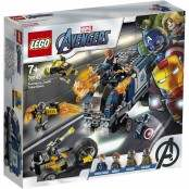 Marvel Avengers Movie 4 Avengers - Attacco del camion 76143
