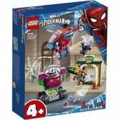 Marvel Super Heroes La minaccia di Mysterio 76149
