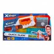 Blaster X-Shot Quick-Slide con 16 dardi