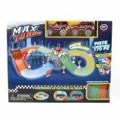 Max Turbo Pista Glow in the dark 170 pz.