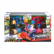 Robo Fighters RC blu/rosso