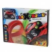 Flextreme Discovery Set Pista 4,4 m con 1 auto