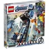Marvel Super Heroes Battaglia sulla torre degli Avengers...