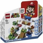 Super Mario Avventure di Mario Starter Pack 71360