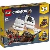 Creator Galeone dei pirati 31109