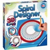 Midi Spiral Designer effetto 3D