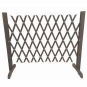 Estensibile in legno con base 80x150 cm