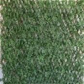 Siepe artificiale con foglie di acero Divy 3D X-Tens Acer...