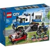 City Trasporto dei prigionieri della polizia 60276