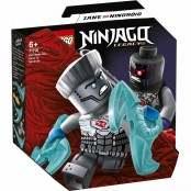 Ninjago Battaglia epica Zane vs Nindroid 71731