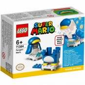 Super Mario Mario pinguino Power Up Pack 71384