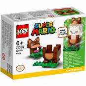 Super Mario Mario tanuki Power Up Pack 71385