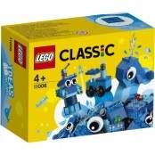 Classic Mattoncini blu creativi 11006