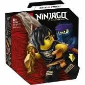 Ninjago Battaglia epica Cole vs Guerriero fantasma 71733
