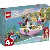 Disney Princess La barca della festa di Ariel 43191