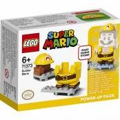 Super Mario Mario costruttore Power Up Pack 71373