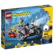 Minion Moto da inseguimento 75549