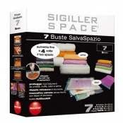 7 Buste SalvaSpazio Sigiller Space