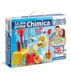 LA MIA PRIMA CHIMICA CLEMENTON immagine thumbnail