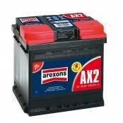 Batteria auto 50Ah 440A AX2 Dx