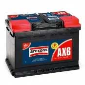 Batteria auto 80Ah 720A AX6 Dx