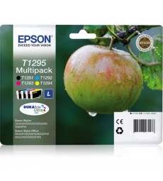 MULTIPACK EPSON T1295 4 CART immagine thumbnail