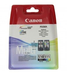 MULTIP.CANON PG510-CL511 immagine thumbnail