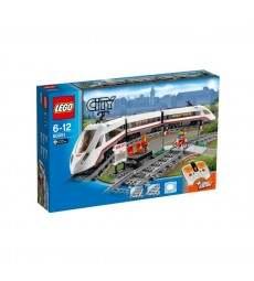LEGO TRENO PASSEGGERI immagine thumbnail