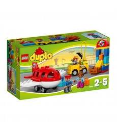 LEGO DUPLO TOWN AEROPORTO immagine thumbnail