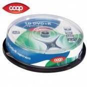 Confezione da 10 DVD+R 9919105611-BKSG