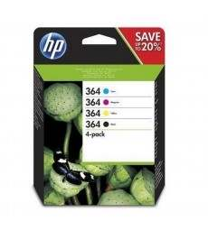 MULTIPACK 4 CART. HP N.364 immagine thumbnail