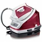 Ferro da stiro a caldaia Compact Steam DG7510 bianco/rosso...