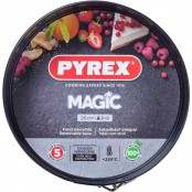 Tortiera antiaderente apribile Pyrex Classic ø 26 cm