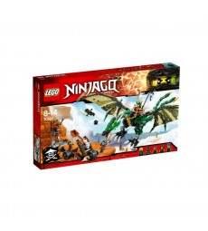 LEGO DRAGONE NRG VERDE NINJAGO immagine thumbnail