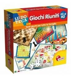 GIOCHI RIUNITI + DI 60 LISCIAN immagine thumbnail