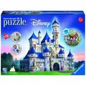 Puzzle 3D Castello Disney