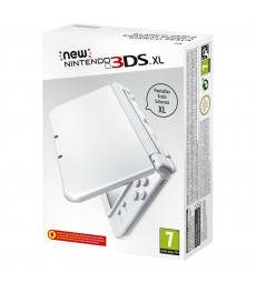 3DS XL CONSOLE PEARL WHITE immagine thumbnail