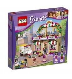 LEGO LA PIZZERIA DI HEARTLAKE immagine thumbnail