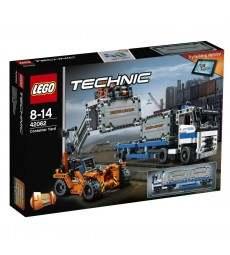 LEGO TRASPORTA CONTAINERTECHNI immagine thumbnail
