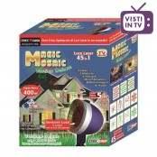 Laser per illuminazione decorativa Magic Mosaic Motion Deluxe