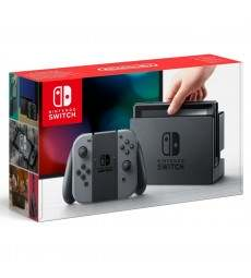 SWITCH CONSOLLE NINTENDO GREY immagine thumbnail