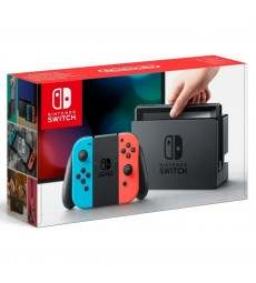 SWITCH CONSOLLE NINTENDO B/R immagine thumbnail