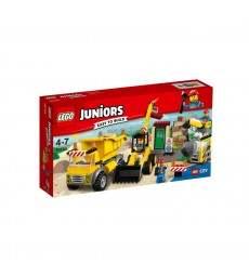 LEGO JUNIORS CANTIERE DI DEMOL immagine thumbnail