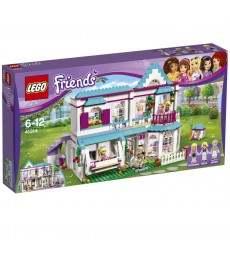 LEGO FRIENDS LA CASA DI STEPHA immagine thumbnail